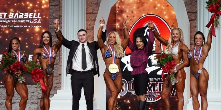 Fitness Olympia Top 5