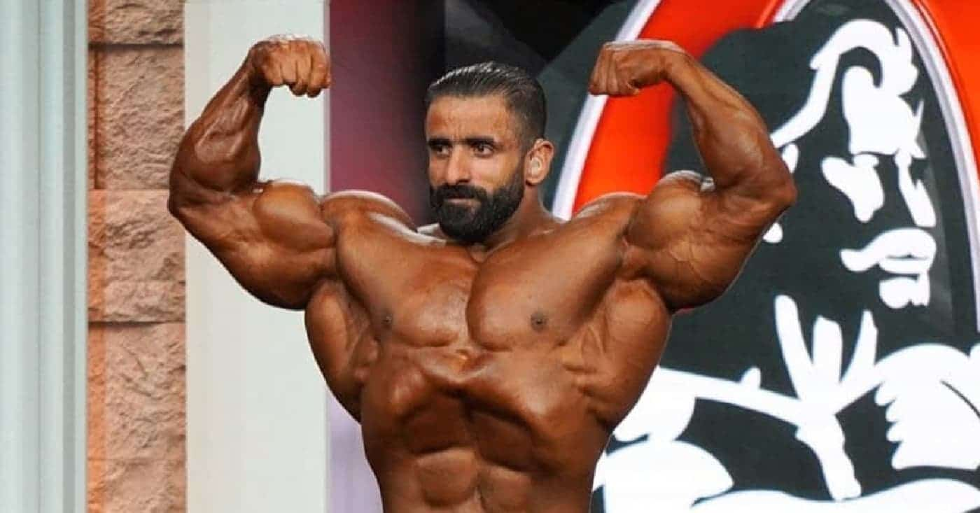 Hadi Choopan Has Already Started Prep For 2021 Mr Olympia Fitness Volt