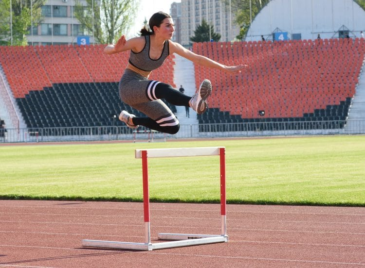 Hurdle Jumps