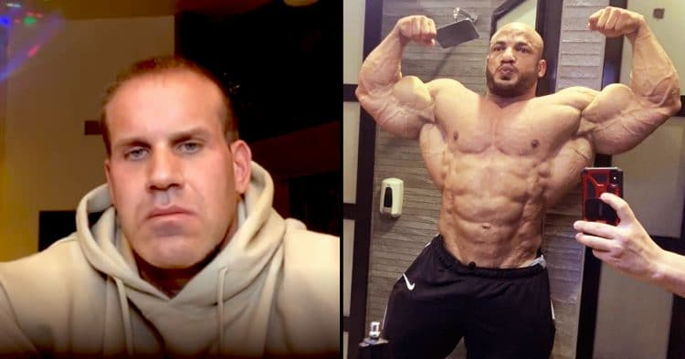 Jay Cutler On Big Ramy's Mr. Olympia Condition
