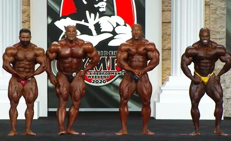 Men Bodybuilding Final Callout