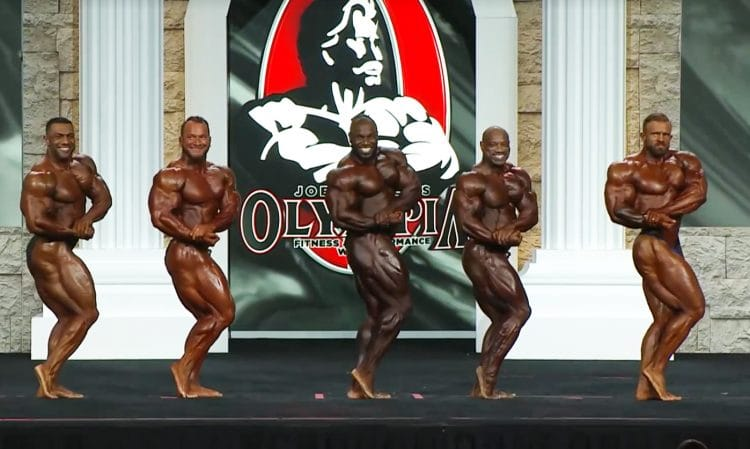 Men Bodybuilding First Callout 2