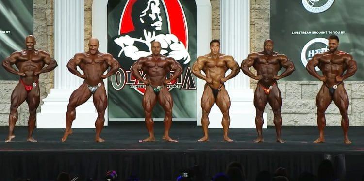 Men Bodybuilding First Callout 3