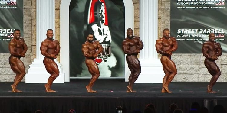 Men Bodybuilding First Callout 5