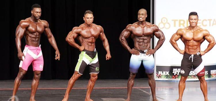 Men Physique 5th Callout