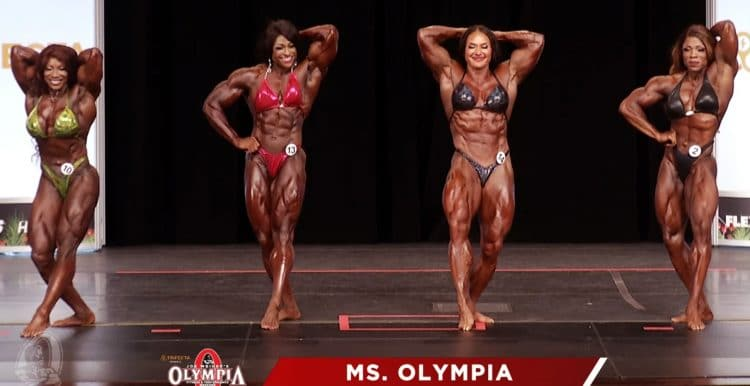 Ms. Olympia Final Callout