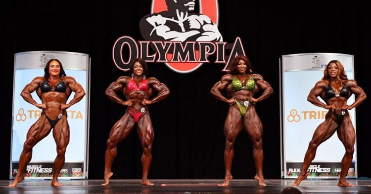 2020 Ms. Olympia Pre-Judging