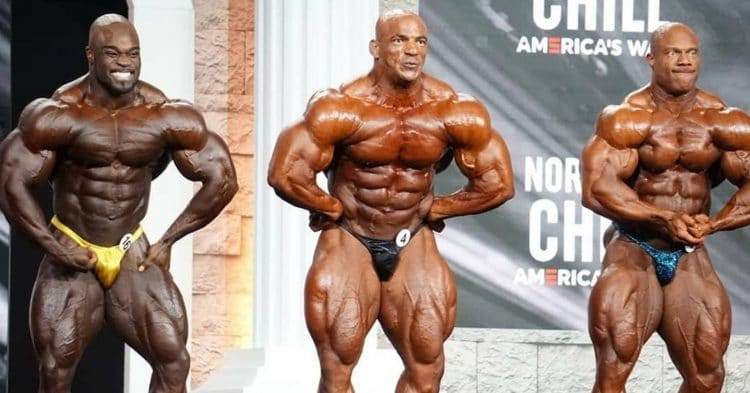 Olympia 2020 Finals