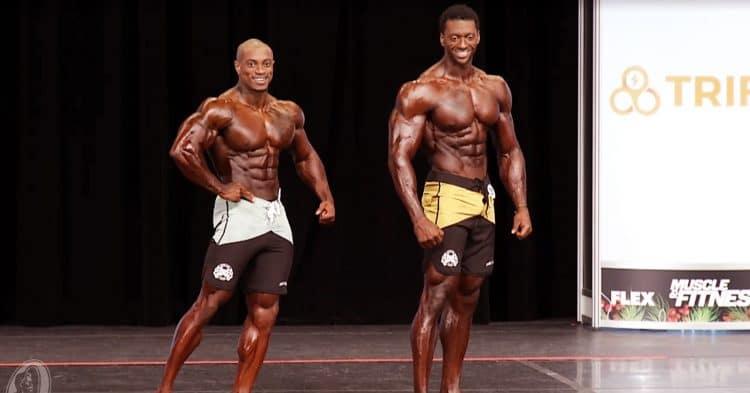 Olympia 2020 Men Physique Pre Judging