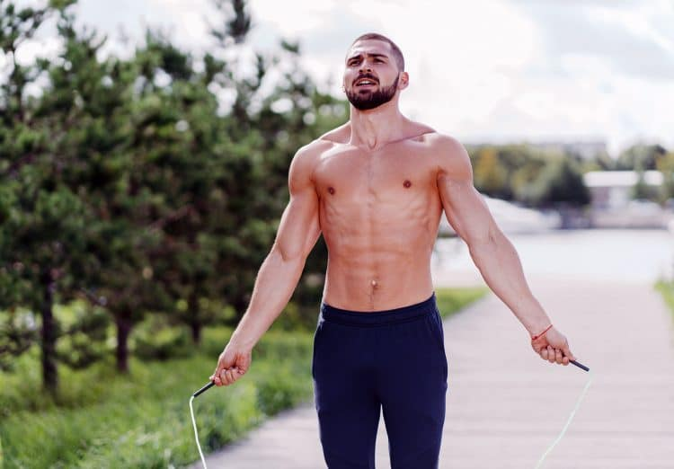 Outdoor Jump Rope