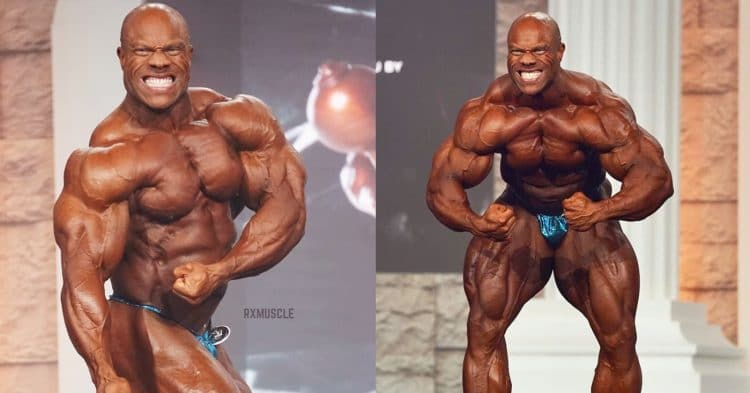 Phil Heath Reacts To 3d Placing