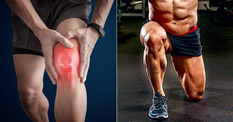 Prevent Knee Pain At The Gym