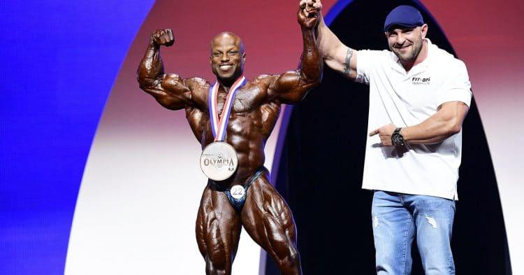 Shaun Clarida Wins 212 Olympia