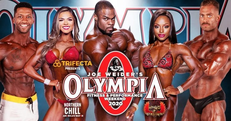 Watch Mr. Olympia Live Streaming Online