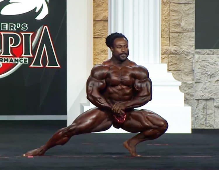 William Bonac 2020 Olympia Finals
