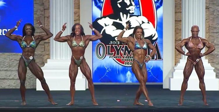 Women Physique Finals