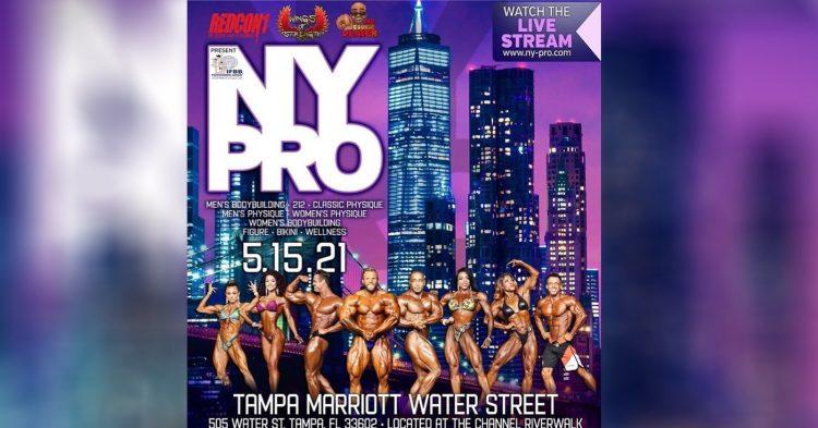 2021 Newyork Pro