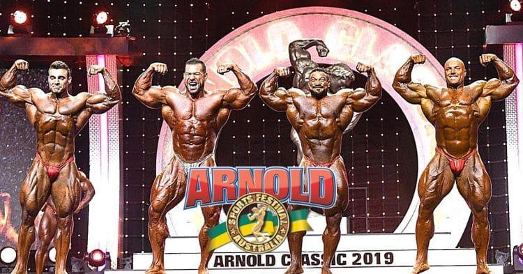 Arnold Classic Australia 2021
