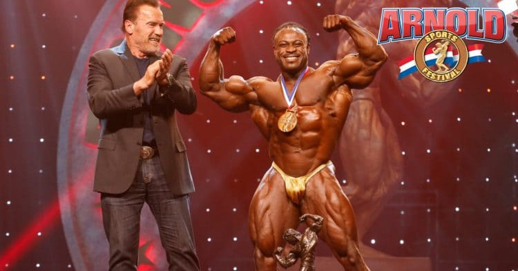 Arnold Sports Festival Postponed