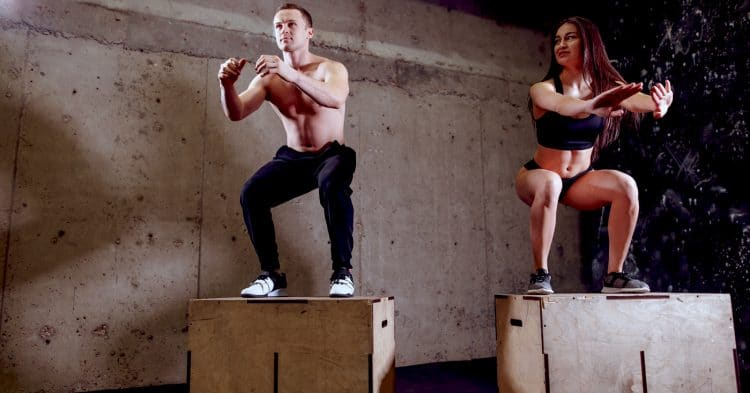 Box Jump Exercise Guide