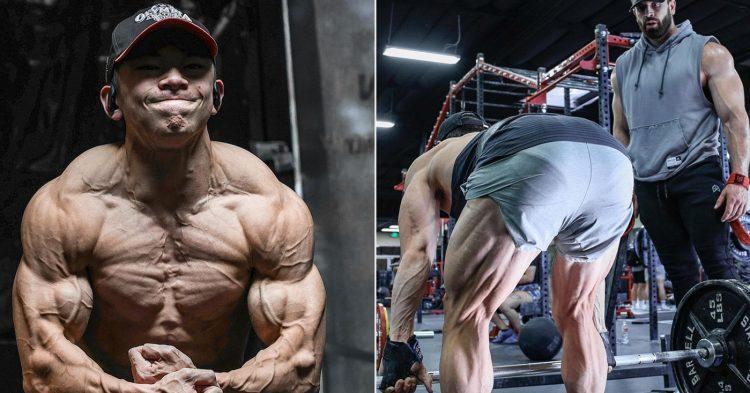 Bradley Martyn And Tristyn Lee Workout