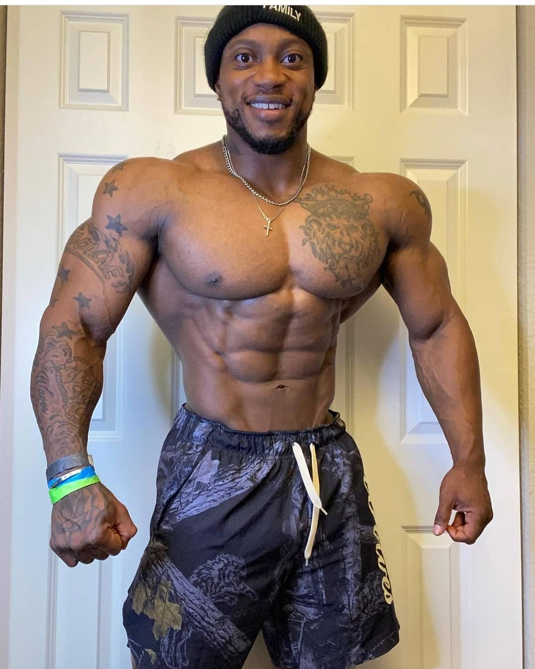 Brandon Hendrickson 7