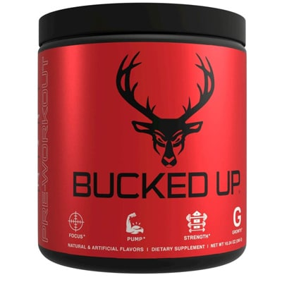 Bucked Up Pre Workout