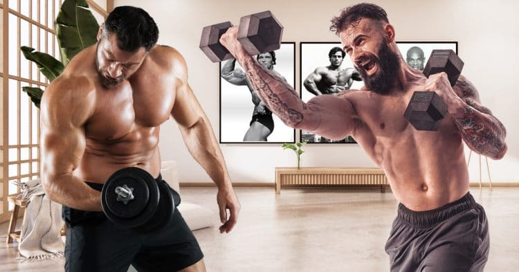Best Dumbbell Home Workout
