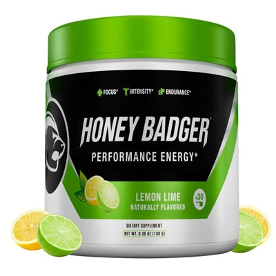 Honey Badger Pre Workout