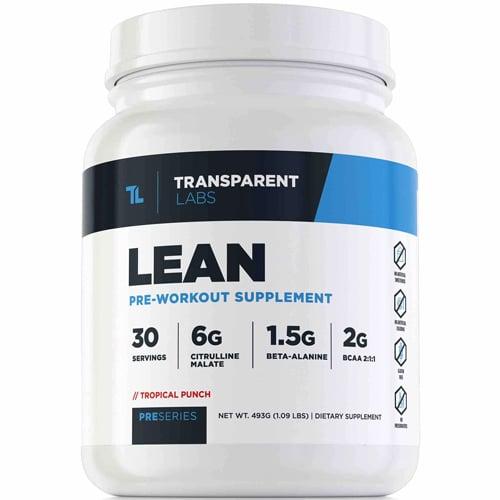 LEAN Pre-Workout