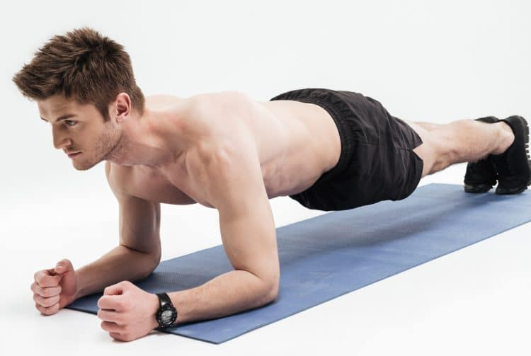 Planks Exercise