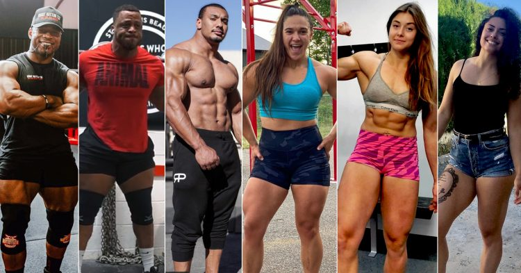 Powerlifters To Follow