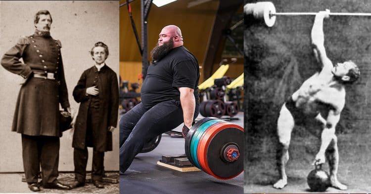 Strength Feats