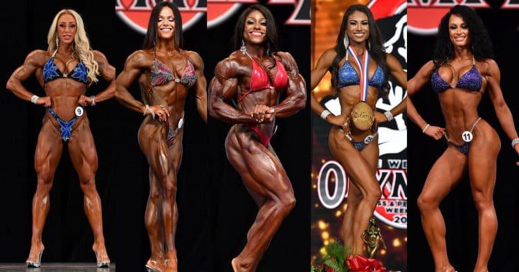 Top Female Bodybuilders