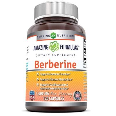Amazing Formulas Berberine