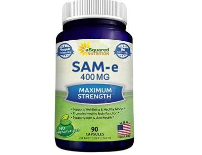 Asquared Nutrition Pure Sam E