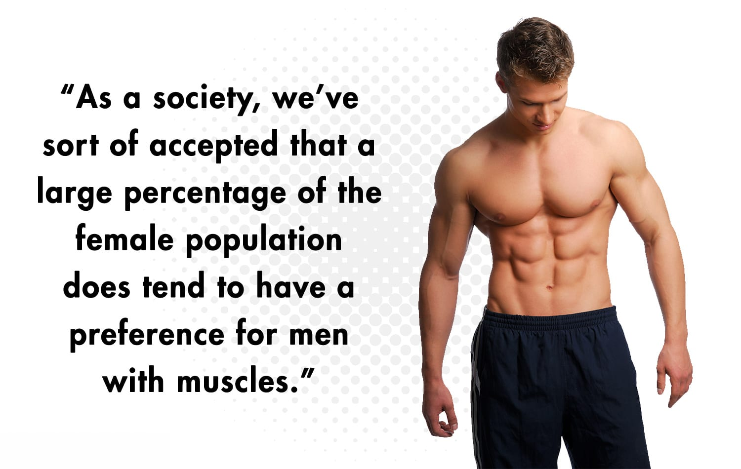 Men with Muscles
