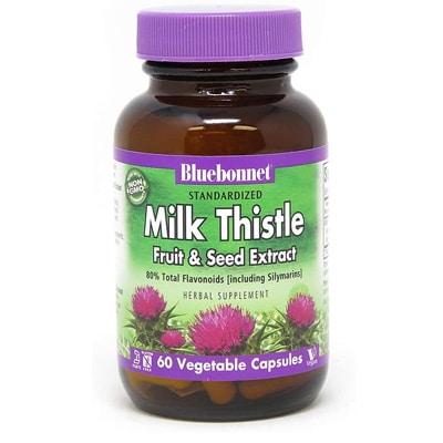 Bluebonnet Milk Thistle