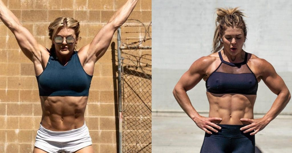 Brooke Ence Tansformation