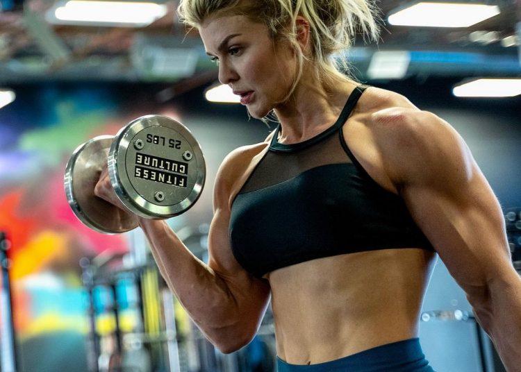 Brooke Ence Transformation Crossfit