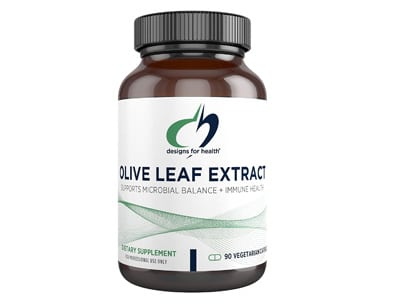 Designs For Health Olive Leaf Extract