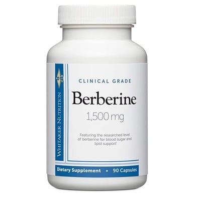 Dr Whitaker S Berberine