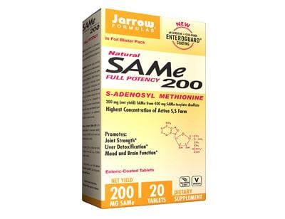 Jarrow Formulas Sam E