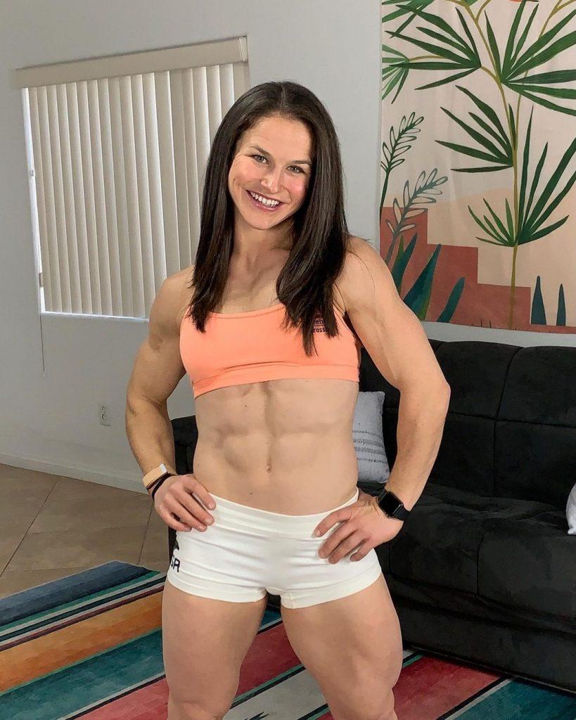 Kari Pearce Transformation Crossfit
