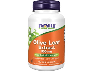 Now Foods Olive Leaf Extract