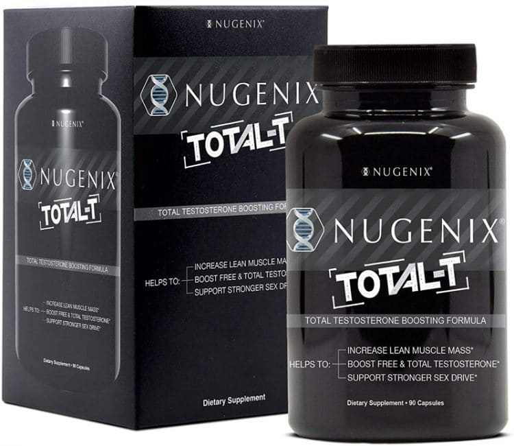 Nugenix Total T Product