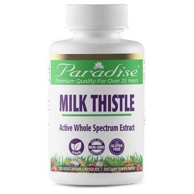 Paradise Milk Thistle