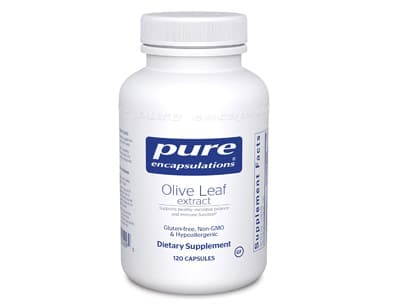 Pure Encapsulations Olive Leaf Extract 1