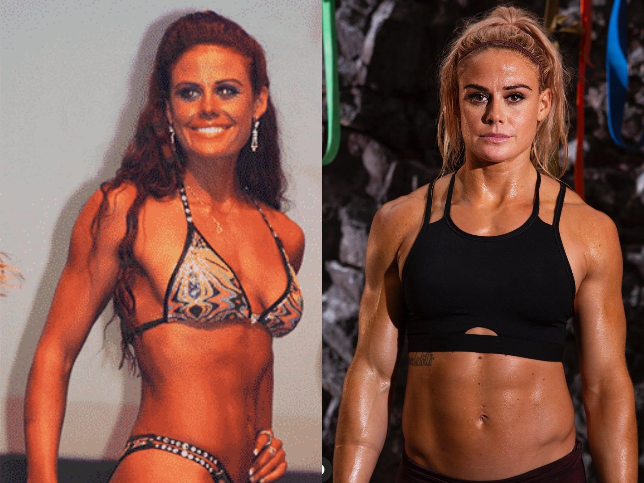 Sara Sigmundsdottir Transformation