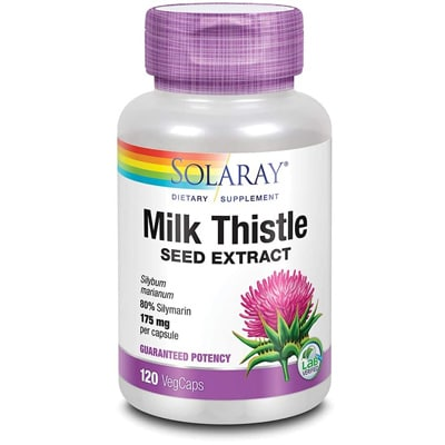Solaray Milk Thistle
